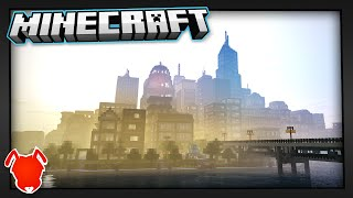 THIS MINECRAFT MAP TOOK 6 YEARS TO MAKE!?!