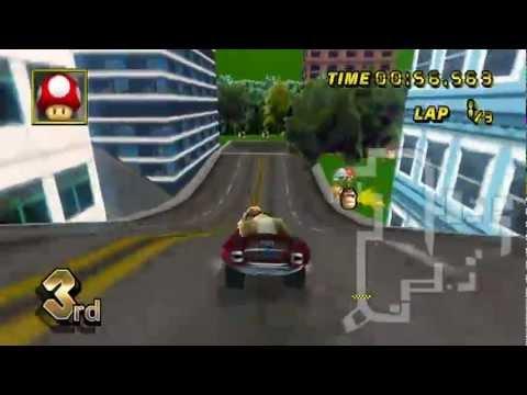 Custom Track - Rush City Run Beta 2 (By Gredmega)