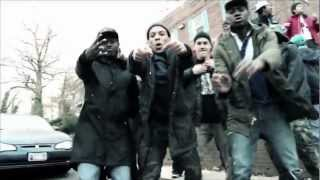 Crooks - Want No War (Official Music Video) feat. Freako Bambino & Louie V #2Hectic