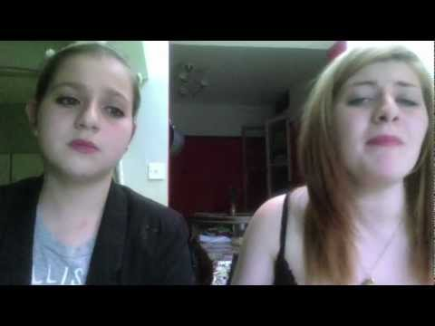 Payphone - Maroon 5 (Beth Makariou and Izzy Corben-Tann Cover)