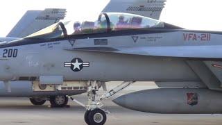 VFA-211 Checkmates Homecoming 2011 - CVW-1 NAS Oceana