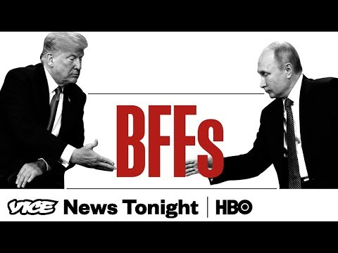 Trump's Putin Press Conference Just Made Republicans' Lives Way Harder (HBO)