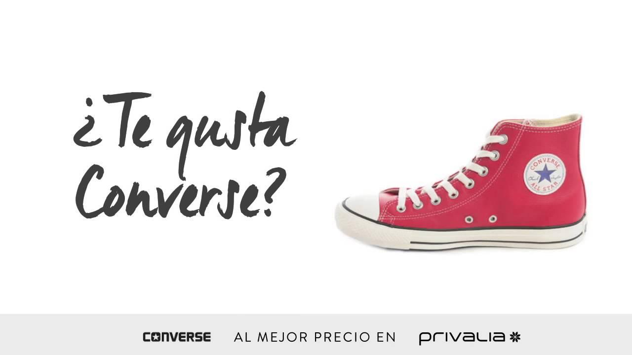 privalia converse
