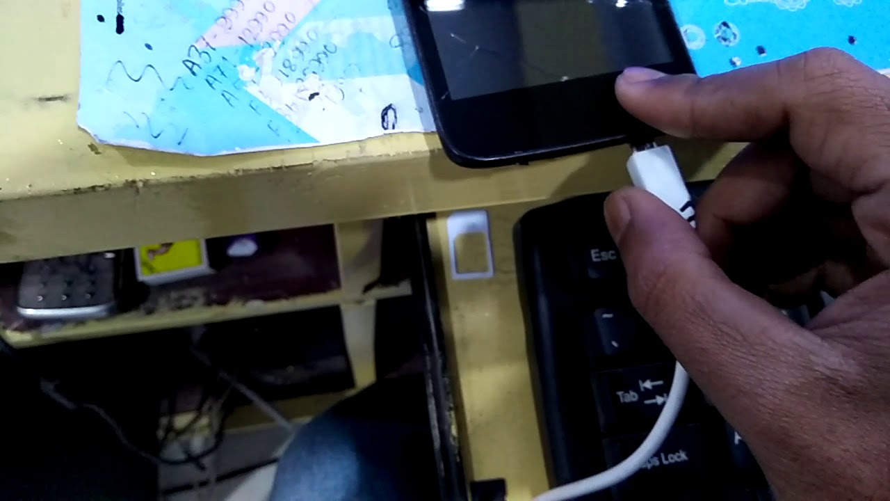 Micromax AQ4502 Bootloader unlock & Flash