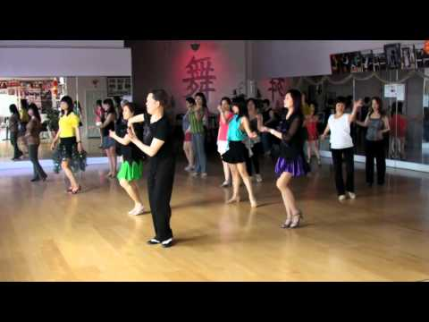 A Chinese Rumba (我悄悄矇上你的眼睛)