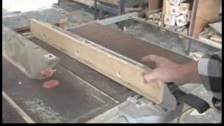 Tapered Cut Techniques For Table Saw : What Is A Table Saw?