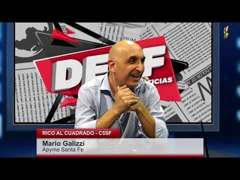 Galizzi: Cierran entre 46 y 50 Pymes por día