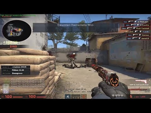 CSGO - People Are Awesome #81 Best oddshot, plays, highlights