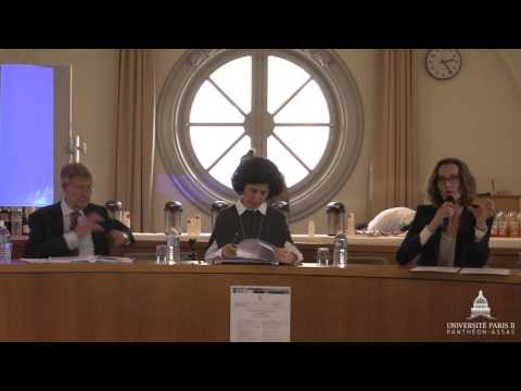 ConfAssas : La révision du règlement Bruxelles II bis (vidéo 6)