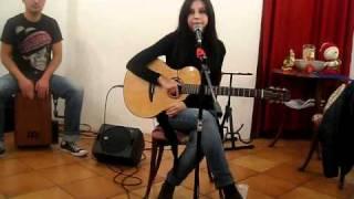 Hosianna Mantra live @ aperitivo equosolidale - It