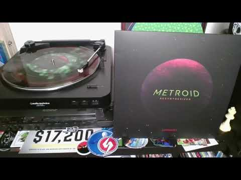 Metroid Resynthesized - Side A (One Run Records) by Luminist