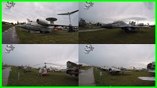 Old Planes and Aircrafts Review in Aviation Museum 2018. Exploring Aircrafts and Planes 2018