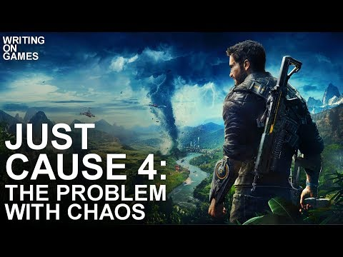 Just Cause 4: The Problem With Chaos thumbnail