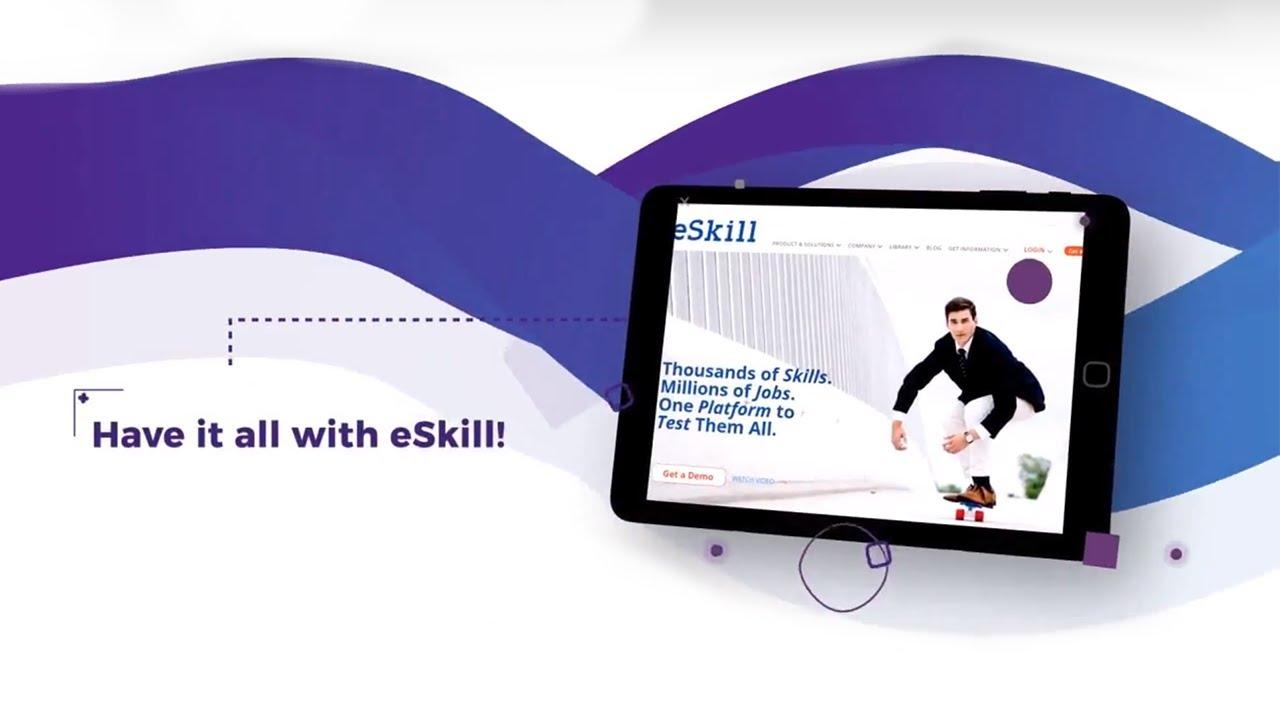 Pre-Employment Hiring Assessments & Skills Testing | eSkill
