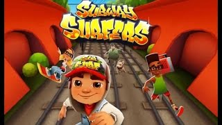 Subway Surfers First Version Gameplay