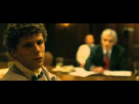 The Social Network - Courtroom Scene