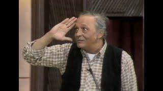 كل شيء انكشف و بان - عبد المنعم مدبولي - من مسرحية ريا و سكينة 1984