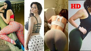 Desi Girls And Bhabhi Hot Work Out In Yoga Pant | Desi Bhabhi Tight Leggings| Bhabhi Yoga Pant Hot