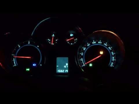 Chevrolet Cruze 2.0  разгон до 100 #1