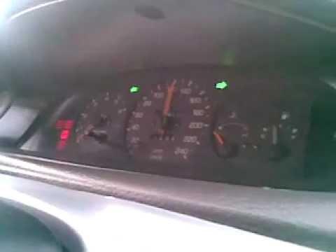 мазда 120 км/ч на буксире.mp4