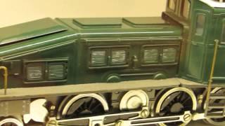シカゴ・ミルウォーキー・セントポール&パシフィック鉄道 EP2形 原鉄道模型博物館