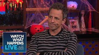 Which SNL Cast Member Does Seth Meyers Miss Most? | WWHL