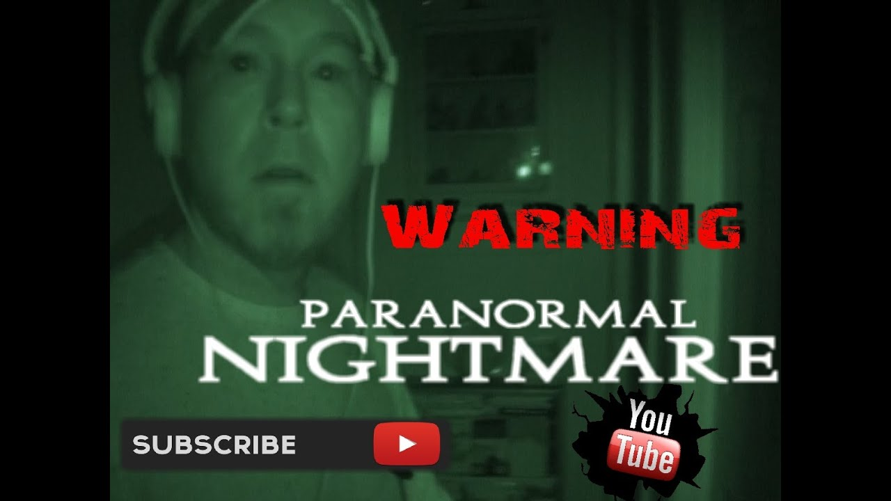 Paranormal Nightmare  S4E1  The Nightmare Ends.   Living Dead Paranormal