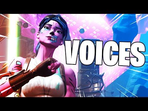 "Fortnite Montage - ""VOICES"" (Skye ft. XXXTENTACION)"