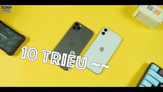 Mua iPhone 11, hay thêm hơn 10 triệu để mua iPhone 11 Pro Max?