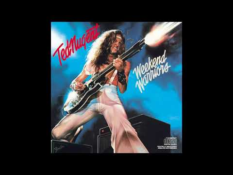 Ted Nugent - Weekend Warriors - HQ