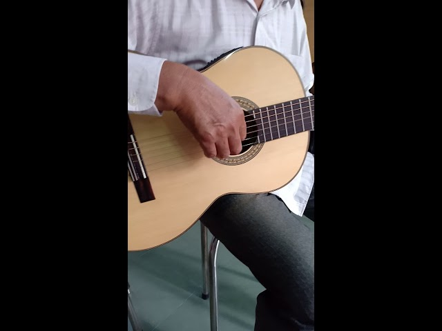 Classic with stell string