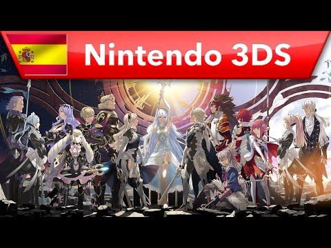 Fire Emblem Fates - Tráiler de lanzamiento (Nintendo 3DS)