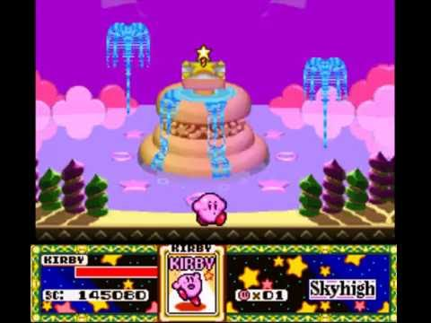 Kirby Super Star - 8 - Sage Francis Warned Us All (Milky Way Wishes 1/?)