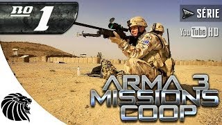 ArmA 3 Missões / CO-OP / Ep #1 [PT-BR]