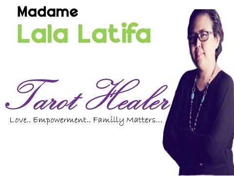 Tarot Healling adalah - Lala Latifa