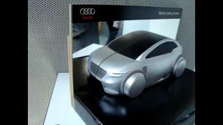 2009 Audi eOra & eSpira Concept Designs Videos