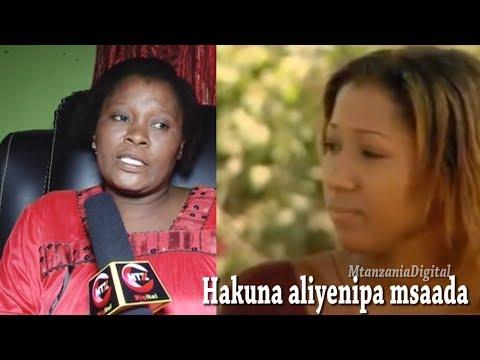 MAMA BINTI KIZIWI: BINTI YANGU ANANIJIA USINGIZINI, RAFIKI ZAKE WAMENIKIMBIA
