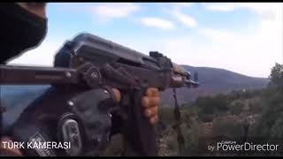 Сирия Реальные бои Курды против турок Февраль 2018 Бои за Африн