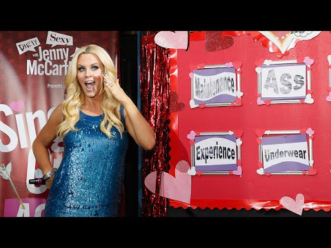 Jenny McCarthy:  Singled Out...Again On SiriusXM [EXPLICIT]