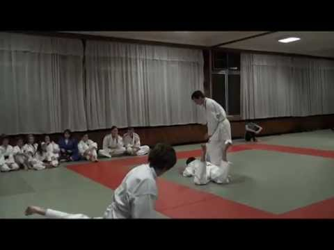 Aikido polaganje za pojaseve 27. i 28.12.2012.g.