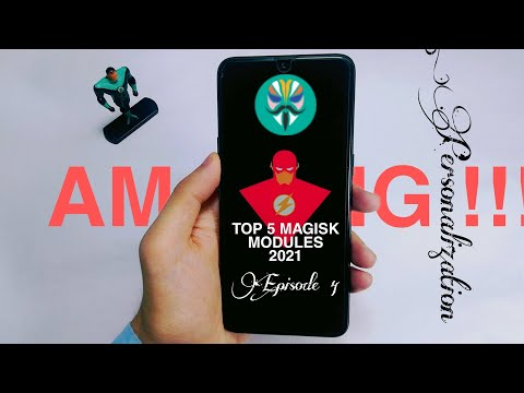 Top 5 Most useful Magisk Modules 2021 | EP4