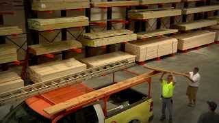 Kimal Lumber - How Ct Darnell Construction/sunbelt Rack Created The Ultimate Service Space