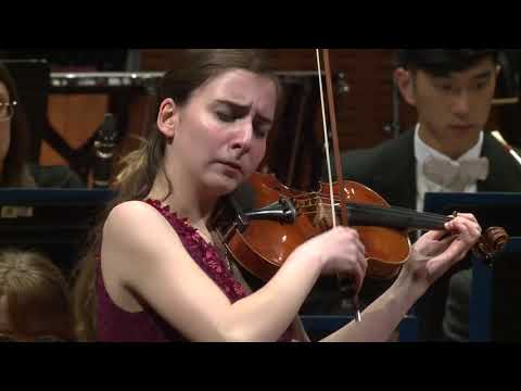 DIANA ADAMYAN / Menuhin Competition 2018, Senior finals