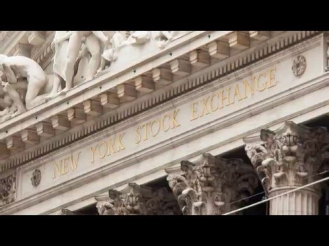 The History of the New York Stock Exchange