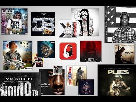 Hottest mixtapes on the My Mixtapez app