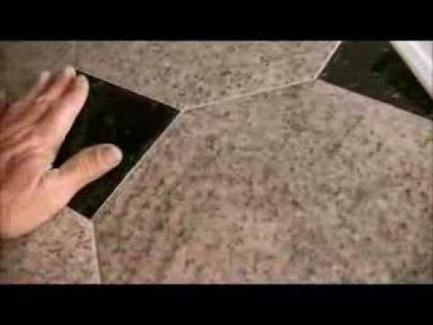 INSTALLING TILE ON KITCHEN COUNTER YouTube