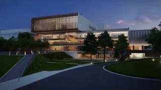 YORK UNIVERSITY NEW STUDENT CENTRE Project Video