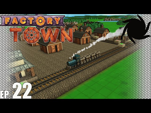 Factory Town Grand Station - 22 - Blue