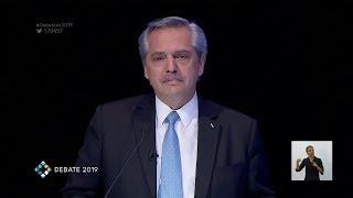 Fernández a Macri: Entérese, Presidente, usted va a haber dejado cinco millones de nuevos pobres