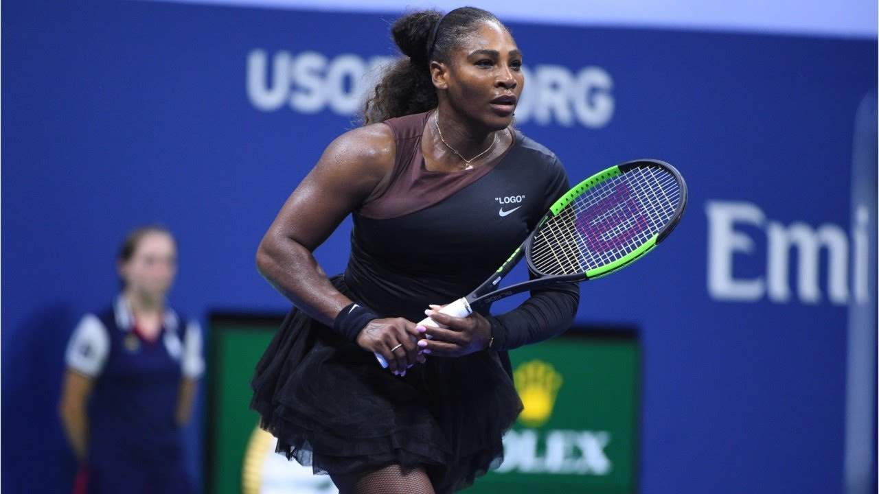 Serena Williams Hits Tennis Court In Tutu Amid Catsuit Ban And
